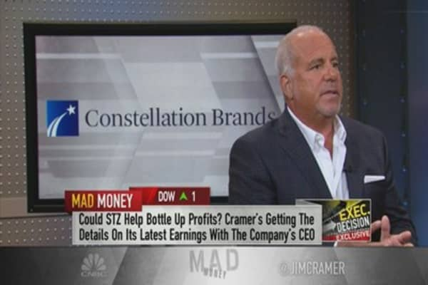 Constellation Brands CEO on untapped upside for top products