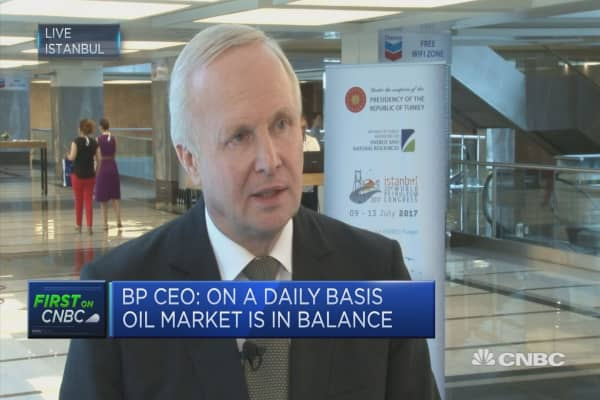 Still a lot of uncertainty around OPEC: BP CEO