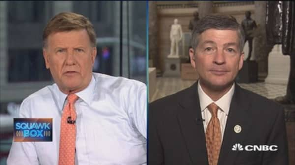 Rep. Hensarling: There's a problem leaving Obamacare taxes in health care bill