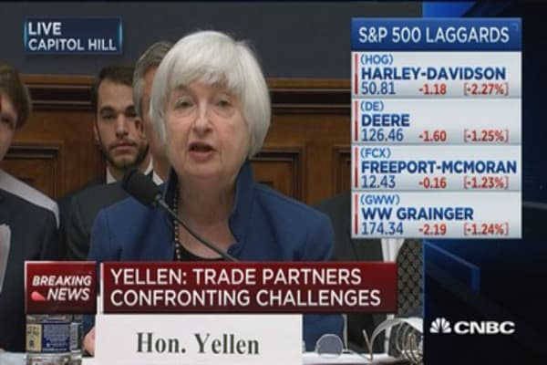 Yellen: Likely to begin unwinding balance sheet this year