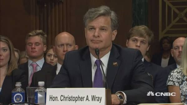 FBI Director nominee Christopher Wray: 'Strict independance' the only right way to do this job