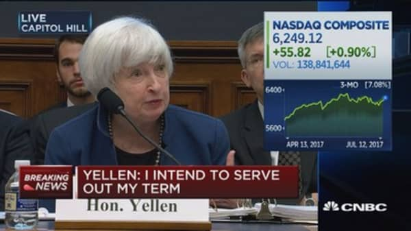 Yellen: As the economy improves we see it appropriate to remove accommodations