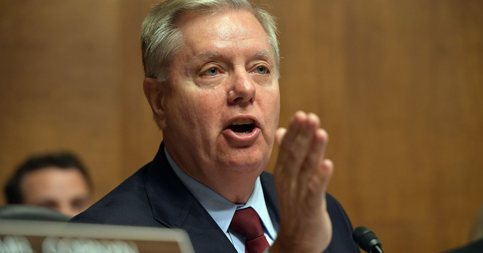 Lindsey Graham: 'There will be holy hell to pay' if Trump fires Sessions