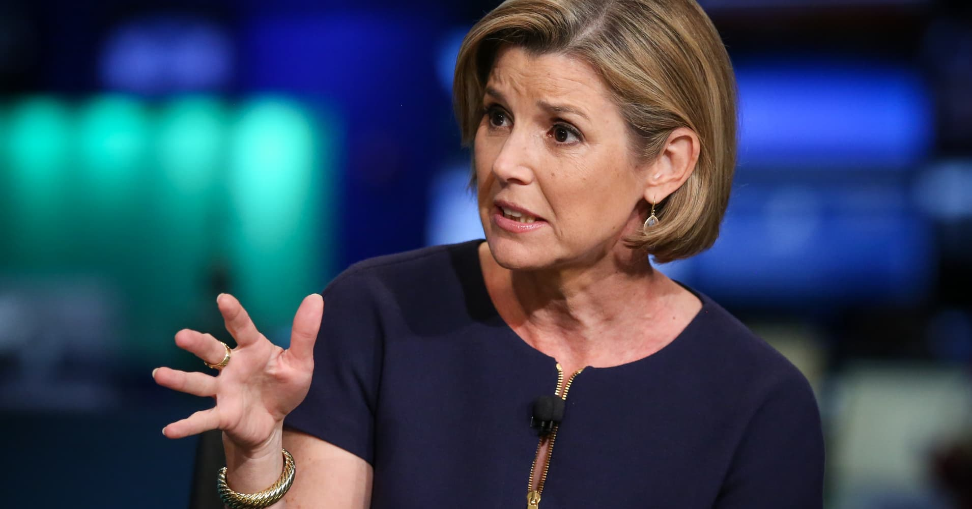 Sallie Krawcheck, CEO and Co-Founder of Ellevest