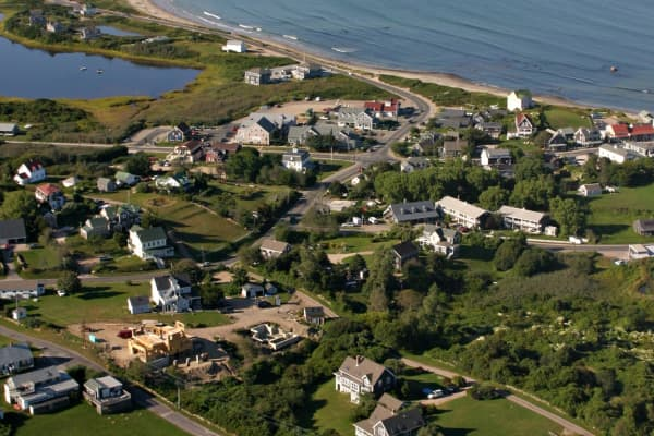 New Shoreham is a town on Block Island