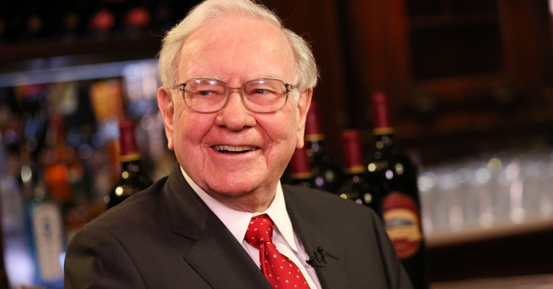 Warren Buffett, one of the most successful investors in the world