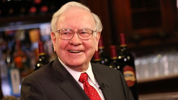 Warren Buffett, one of the most successful investors in the world