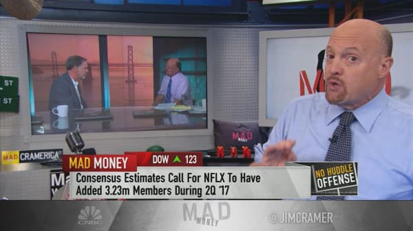 Cramer: This Netflix analysis reminds me of the age-old definition of insanity