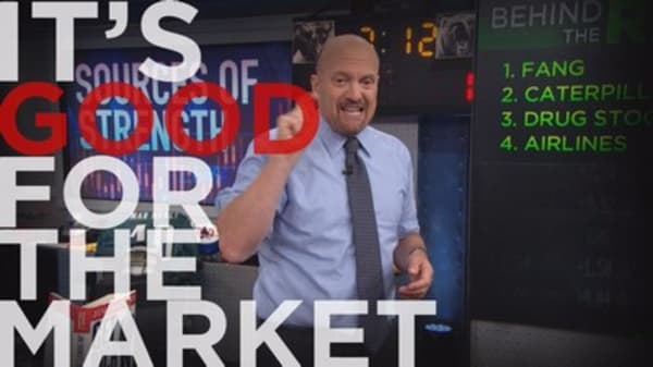 Cramer Remix: This stock is just too sexy to ignore