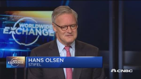 Fed-fueled rally was an overreaction: Hans Olsen