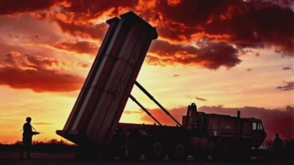 South Korea's THAAD missile shield could be 'overwhelmed' by swarm-like attack from North