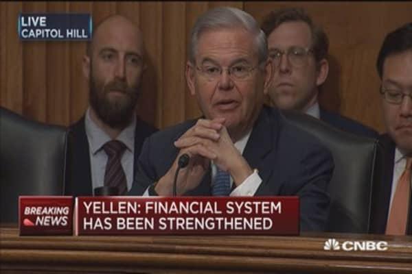 Yellen: We've been very focused on full employment mandate