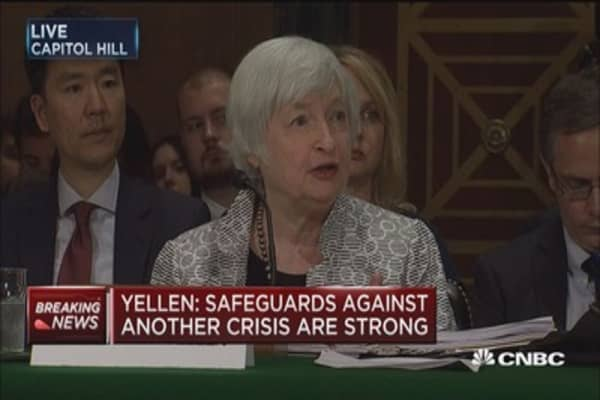 Yellen: There is a mismatch for some jobs