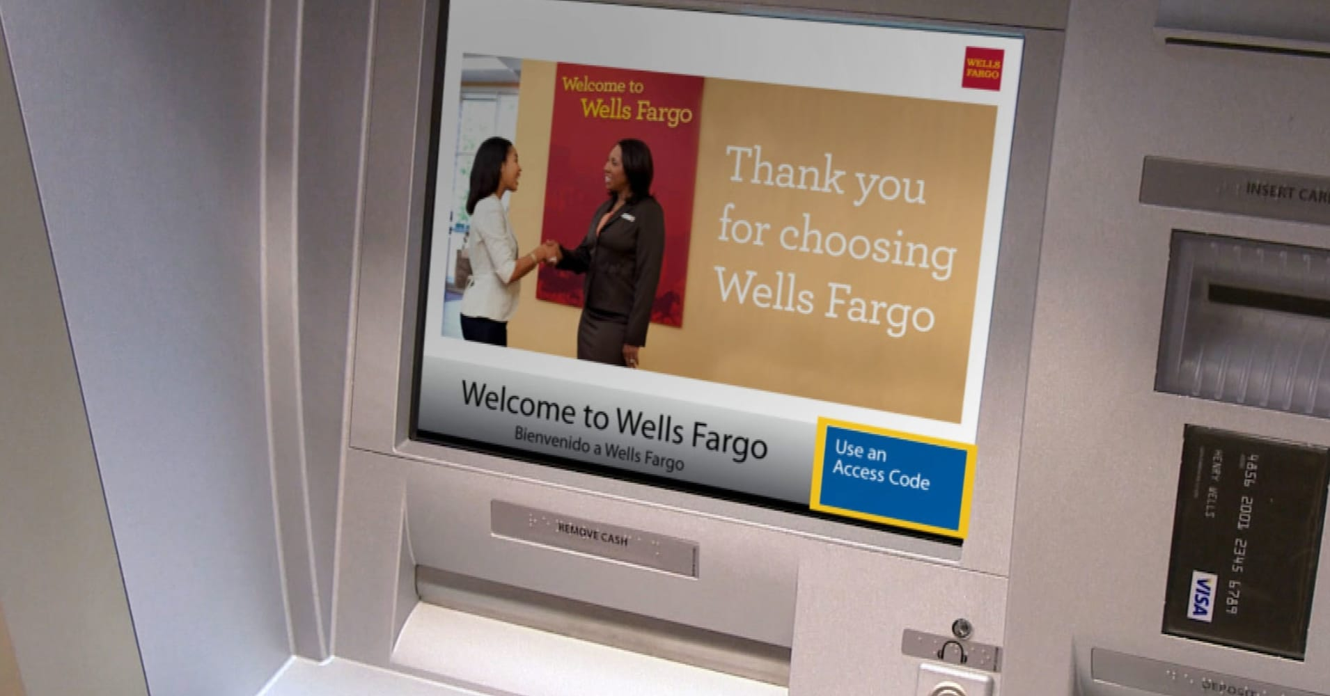 wells fargo atms work with apple pay  android pay and more