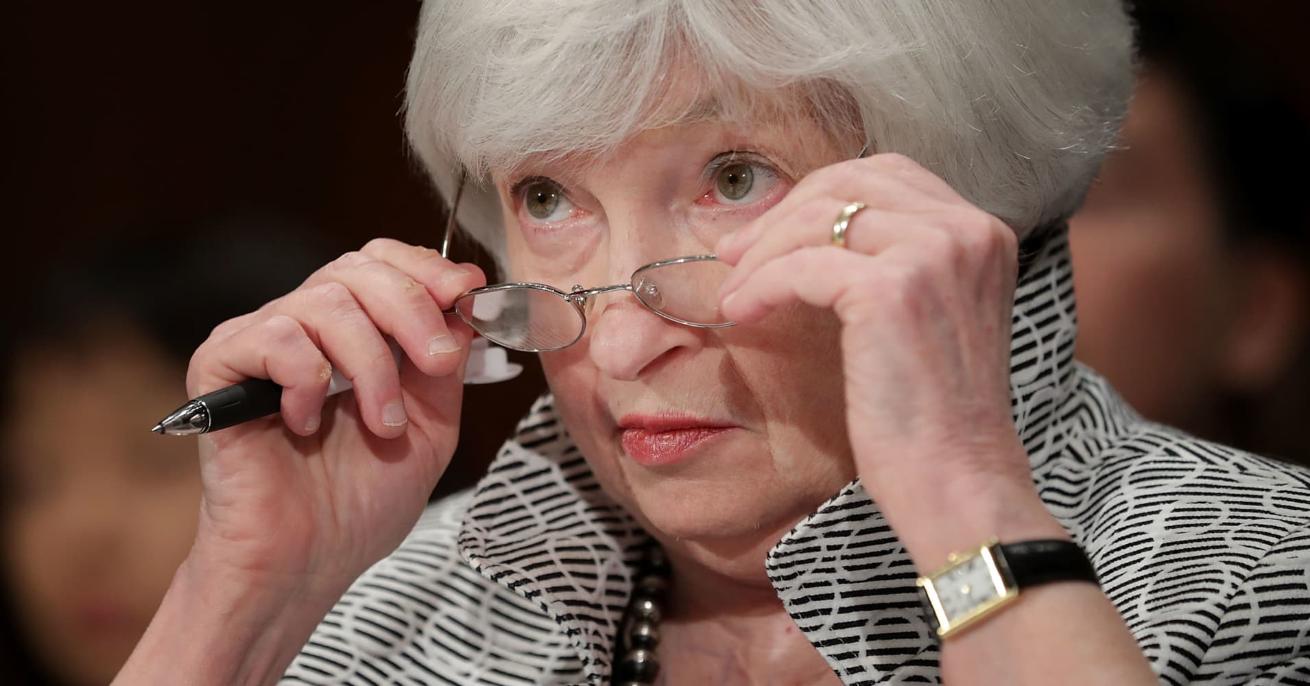 Fed chair Janet Yellen: Unlikely 'rock star' pop culture phenomenon and feminist hero