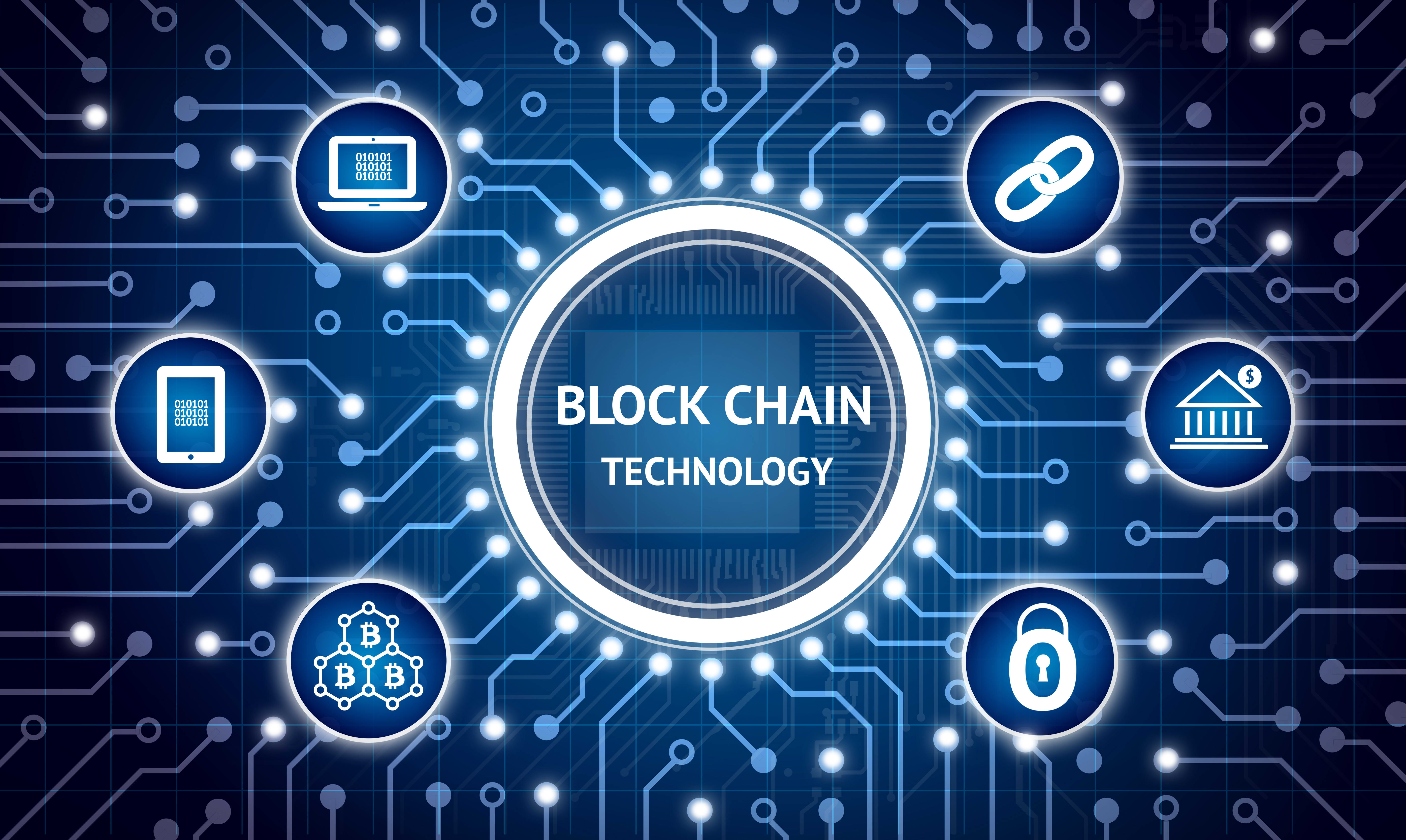 Amazon Web Services launches \'blockchain templates\'