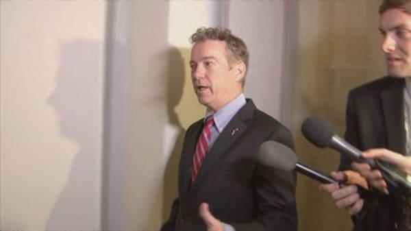 Rand Paul sounds ready to kill the Senate health-care bill