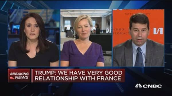 Trump will disown any embarrassing rhetoric as president: Tufts' Dan Drezner