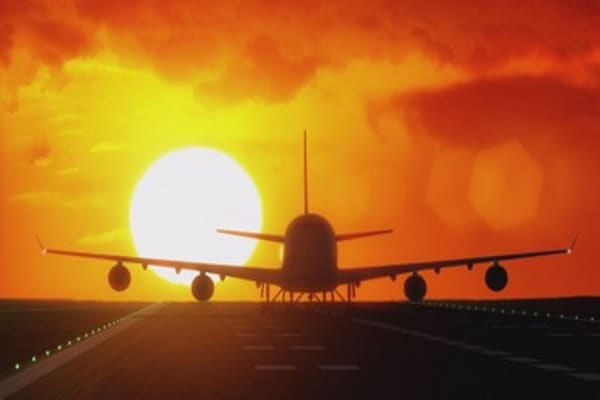 Heat waves to disrupt airplanes' ability to take off