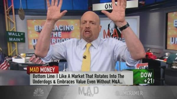 Retail, oil and autos embolden broader rally
