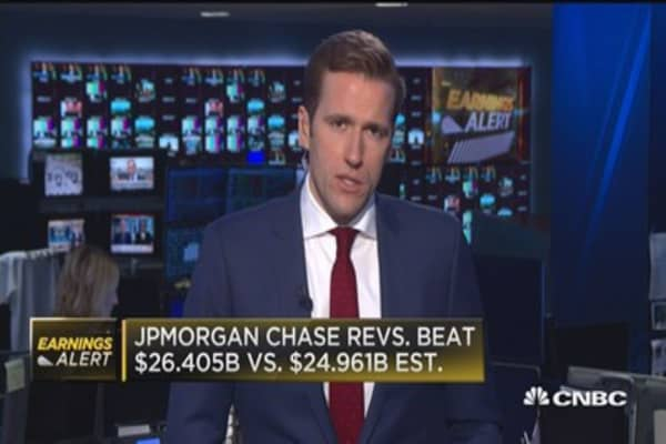 JPMorgan Q2 profit boosted by lending