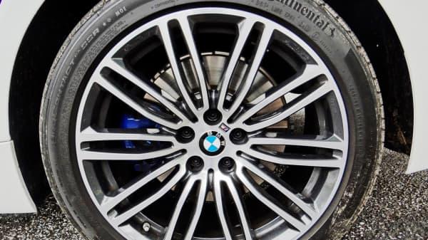 CNBC Tech: BMW 530i 6