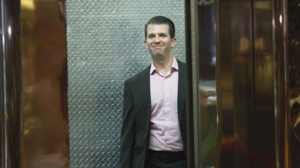 Ex-Soviet counter intelligence officer attended the Donald Trump Jr meeting