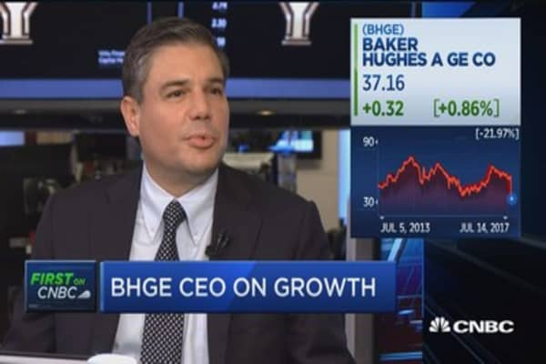 Baker Hughes CEO: Making money in any cycle