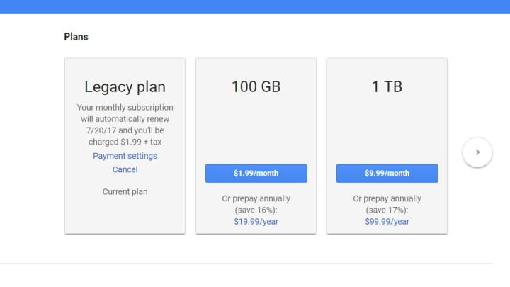 CNBC Tech: Google backup 5