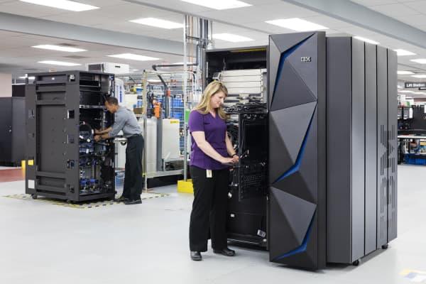 IBM Z mainframe