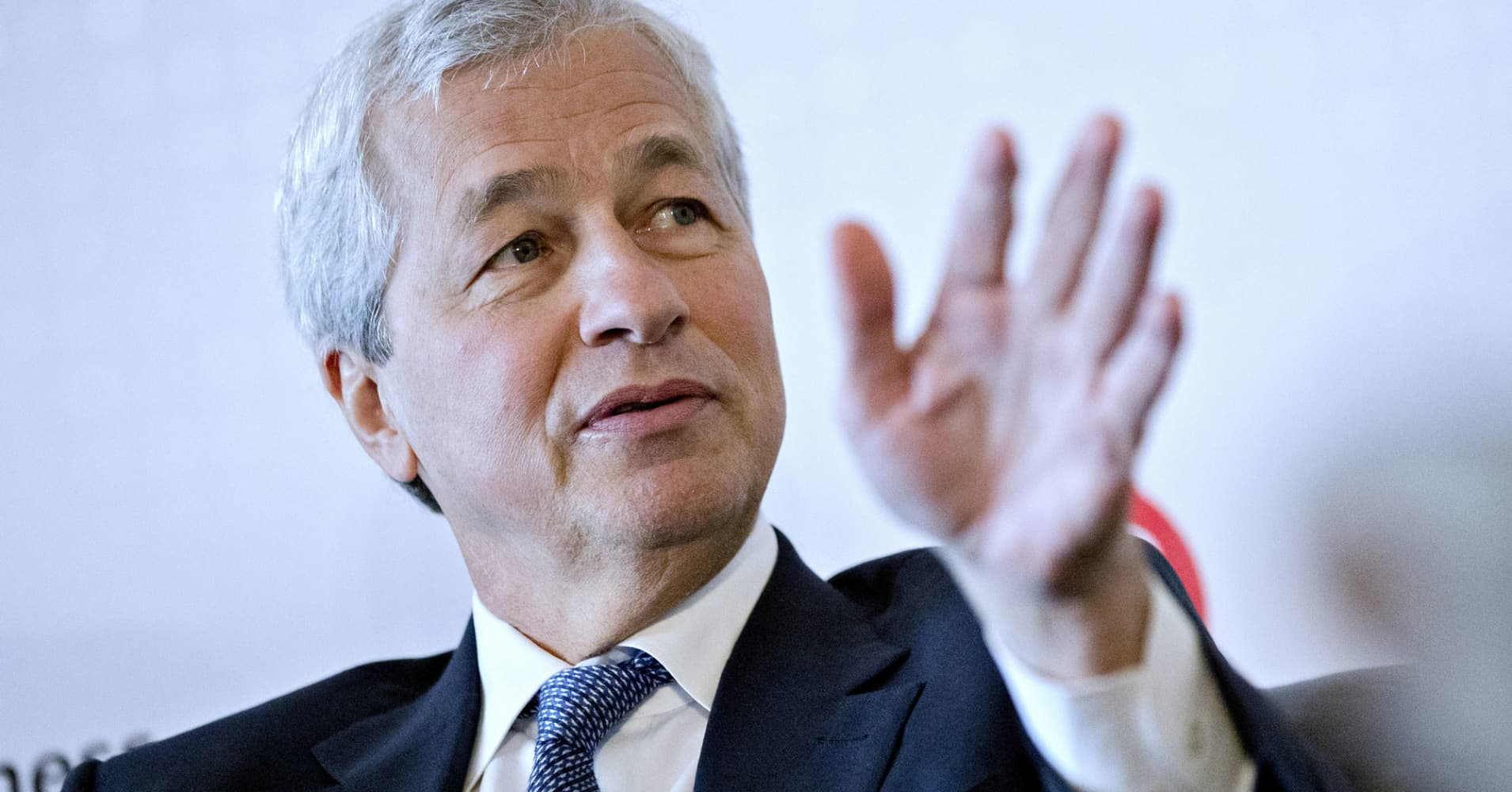 Jamie Dimon says he's not going to talk about bitcoin anymore