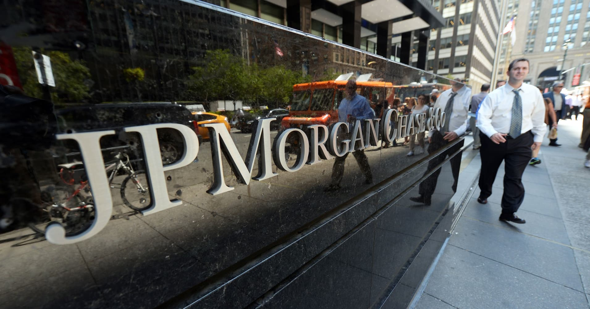 JPMorgan Chase to build a new headquarters in New York City