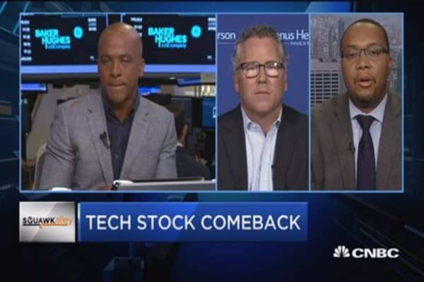 Analyst: Top tech companies such as Google and Facebook are operating 'phenomenally well'