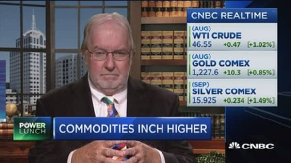 Global economy impacting commodities: Gartman