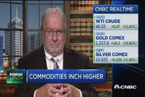 Global economy impacting commodities: Gartman