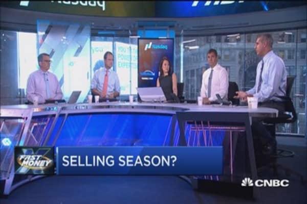 membuat saham & pilihan perdagangan wang