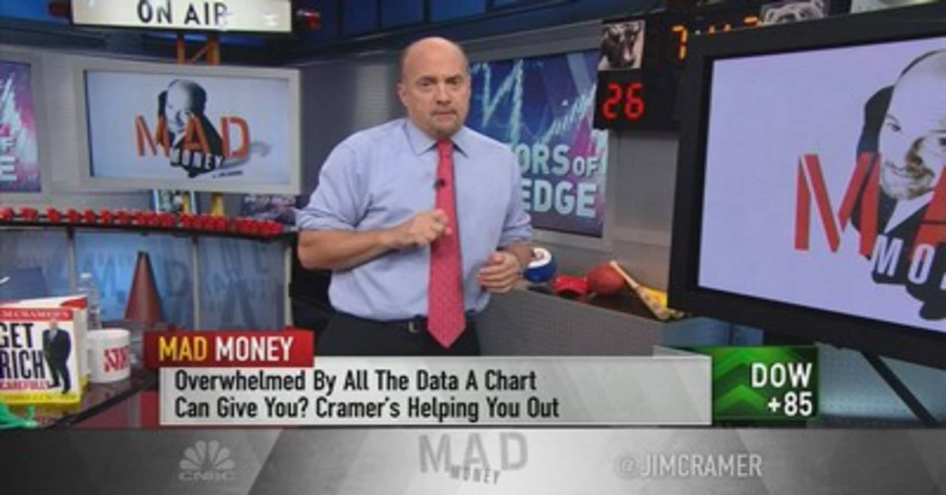 Cramer shares the unusual signs that mean a stock is ready to explode