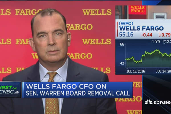 Wells Fargo CFO: There's a lot to like about this past quarter