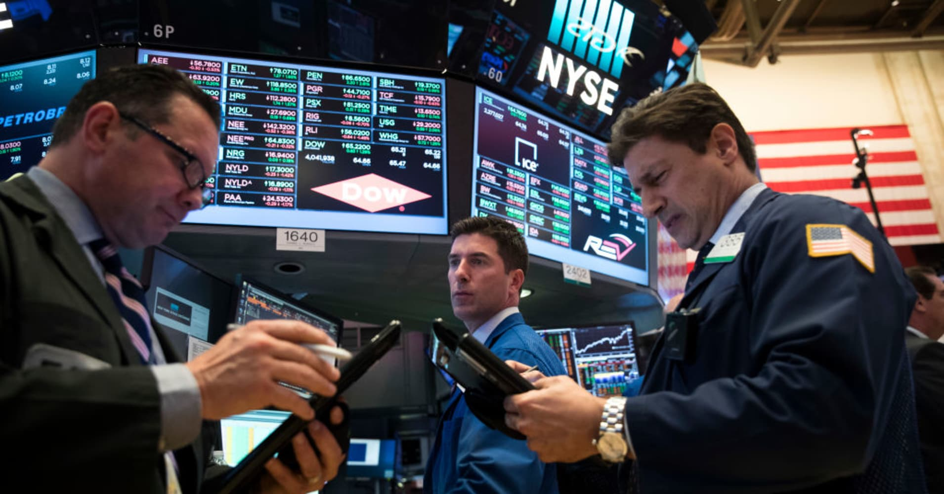 U.S. equities closed at record highs on Monday as Wall Street kicked off the fourth quarter on a high note.