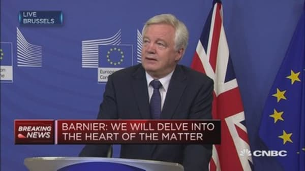 We will delve into the heart of the matter: Barnier