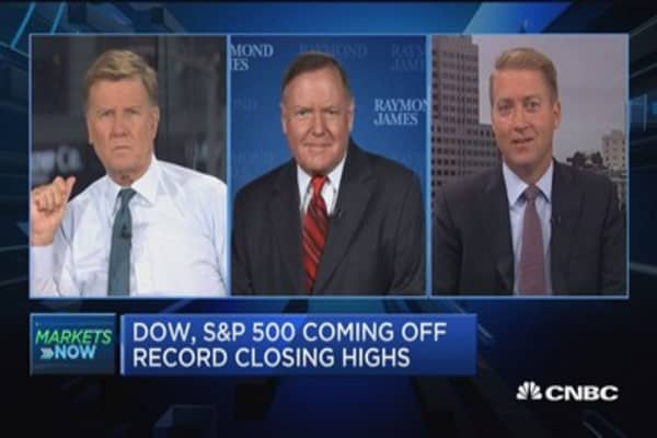 Two Dow theory buy signals indicate bull market has room to run: Raymond James' Jeff Saut
