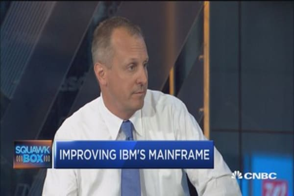 IBM unveils one-click data encryption in effort to thwart cyber attacks