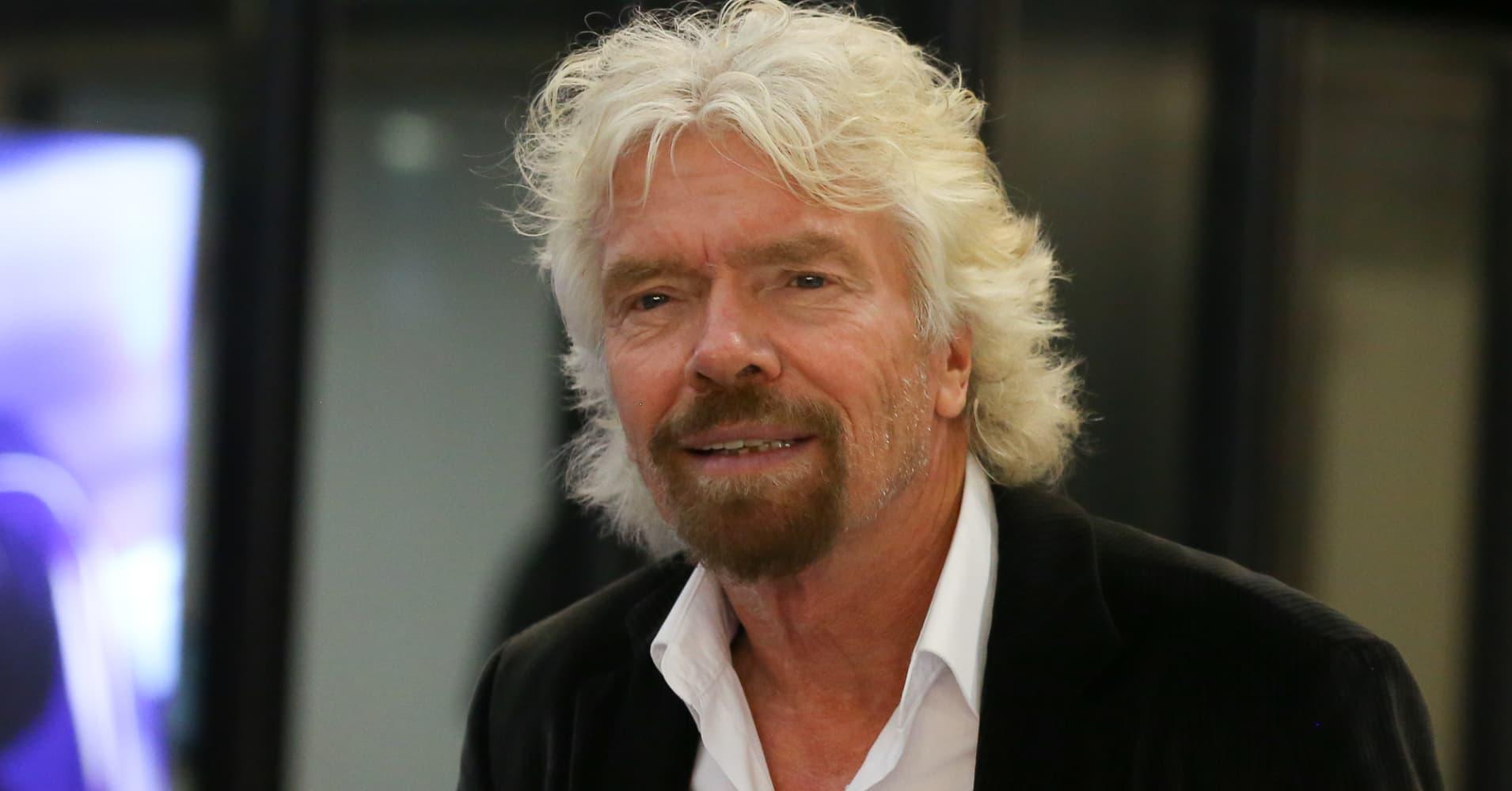 Richard Branson Biography Pdf