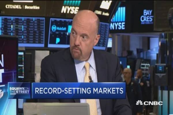 This is a make or break week for earnings: Jim Cramer