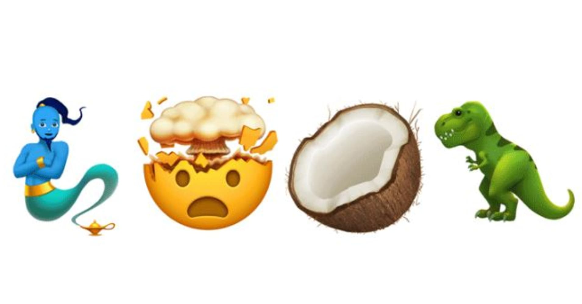 Apple previews new emojis coming to iPhone and iPad