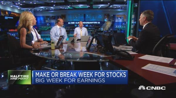Cramer: People are way too focused on gridlock