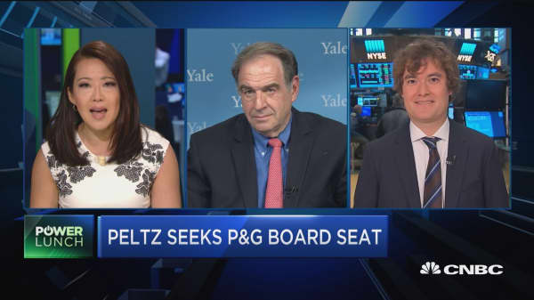 Peltz's complaint is wanting P&G to move faster: Bandera Partners' Jeff Gramm