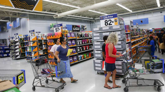 Wal-Mart Won't Hire Seasonal Workers; Current Staff to Get More Hours