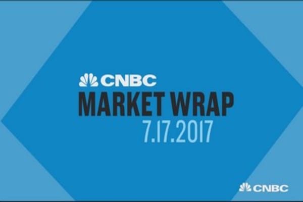 Dow and S&P 500 trade flat as Wall Street keeps eye on earnings