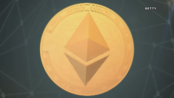 Ethereum bounces back nearly 40% from crash